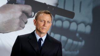 Daniel Craig, en la promoción de James Bond / Gtres.