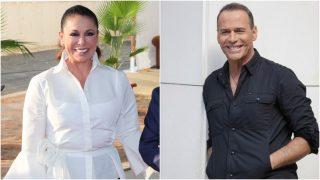 Isabel Pantoja y Carlos Lozano, nuevo desencuentro en 'Supervivientes' / Gtres.