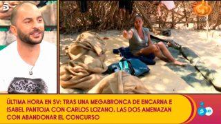 Pantoja se plantea dejar 'Supervivientes' / Mediaset