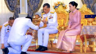 Galería: así ha sido la ceremonia de boda del rey de Tailandia / Gtres