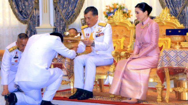 Rey Maha Tailandia