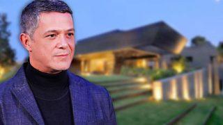 GALERÍA: Así es la casa 'maldita' de Alejandro Sanz