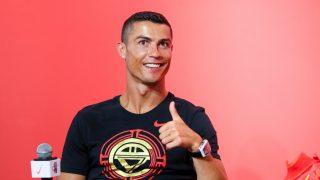 Cristiano Ronaldo, en una imagen de archivo / Gtres.