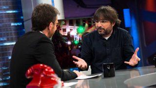 Jordi Évole junto a Pablo Motos / Flickr El Hormiguero