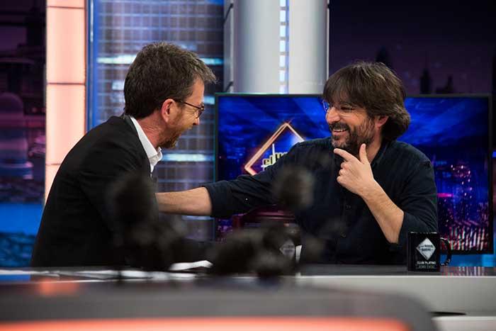 Jordi Évole y Pablo Motos