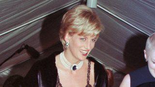 Diana de Gales acudió a la gala MET de 1996 / Gtres