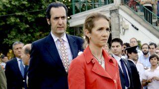 Jaime de Marichalar y la infanta Elena, una expareja mal avenida que se evita a toda costa/ Gtres