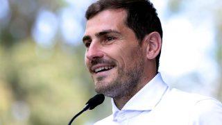 Iker Casillas manda un mensaje a sus seguidores tras recibir el alta / Gtres