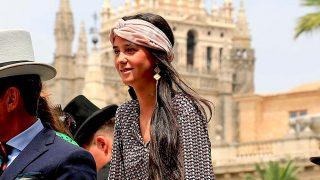 Victoria Federica, de la matilla al 'boho chic' en Sevilla/ Gtres