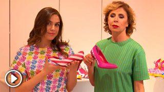 ¿Conoces los nuevos zapatos veganos de Ágatha Ruiz de la Prada? / Gtres