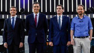 GALERÍA: ¿Cómo serían los líderes políticos si hubieran nacido pobres? / Gtres