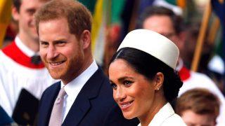 Galería: descubre qué bebés comparten año de nacimiento con el hijo de Meghan Markle y el príncipe Harry / Gtres