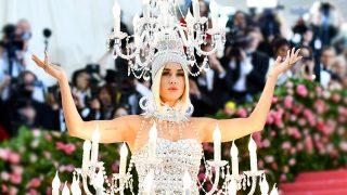 GALERÍA: Katy Perry, una de las protagonistas de la Gala MET 2019. / Gtres