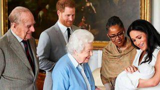 Los duques de Sussex anuncian el peculiar nombre de su primer hijo / Chris Allerton -Sussex Royal