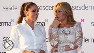 Cristina Tárrega, ¿la 'celestina' entre Isabel Pantoja y Colate? / Gtres