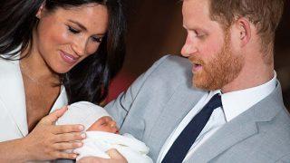 Primeras palabras de Meghan Markle sobre su bebé / Gtres