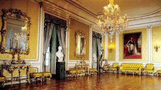 El Palacio de Liria se convierte en museo: te mostramos cómo es la gran casa de los Alba / Gtres