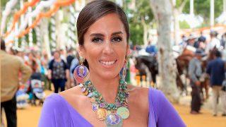 Anabel Pantoja, durante la Feria de Abril / Gtres