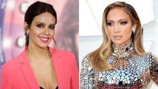 GALERÍA: Cristina Pedroche y Jennifer Lopez, ¿cuál es la auténtica reina de belleza? / Gtres