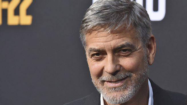 ¿Será George Clooney el padrino de Archie Harrison de Sussex?