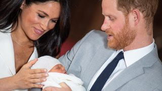 Los duques de Sussex con su hijo Archie / Gtres