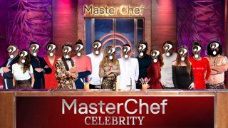 Descubre a todos los famosos que participarán en Masterchef Celebrity 2019 / TVE
