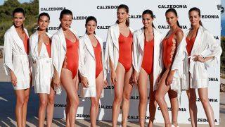 GALERÍA: Los rostros más bellos y las 'celebrity models' se dan cita en Ibiza / Gtres