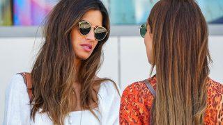 Sara Carbonero y Paula Echevarría en Ibiza. / Gtres