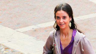 Victoria Federica se entrega a la moda ecológica