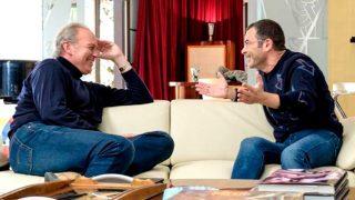 Bertín Osborne entrevistará hoy a Jorge Javier Vázquez en 'Mi Casa es la Tuya' / Mediaset