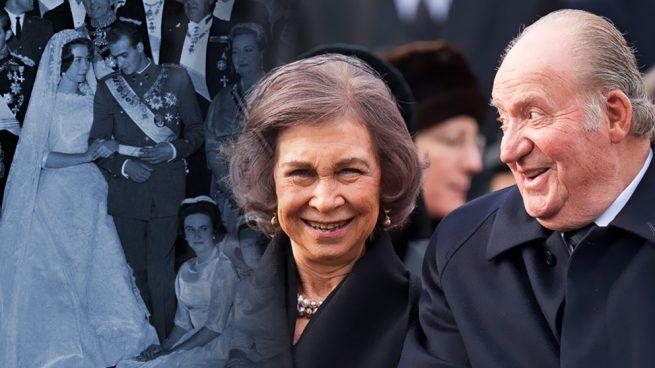 Reyes Juan Carlos y Sofía