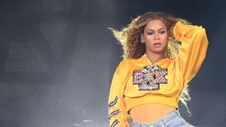 La cantante Beyoncé. / Gtres