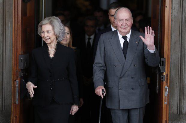 Don Juan Carlos y doña Sofía: los 5 momentos que nadie esperaba antes de su aniversario
