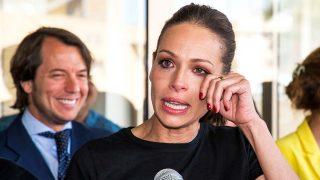 Eva González no puede contener las lágrimas como madrina del Día del Niño Hospitalizado / Gtres
