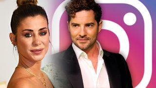 David Bisbal salva a Elena Tablada del suspenso en Instagram