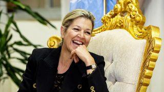 Máxima de Holanda no ha perdido la sonrisa / Gtres