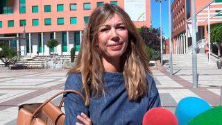 Eva Zaldívar, en los juzgados de Madrid / Gtres