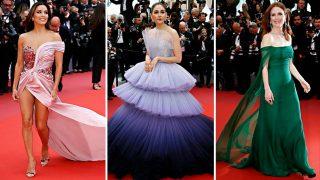 GALERÍA: Las 5 mejores y las 5 peor vestidas en la apertura del Festival de Cannes / Gtres