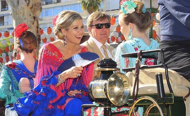 Prohibieron en Holanda la difusión de un video de la reina Máxima