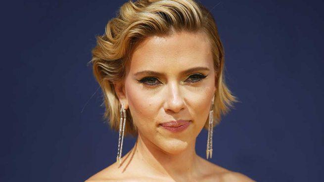 Scarlett Johansson tendencias pelo