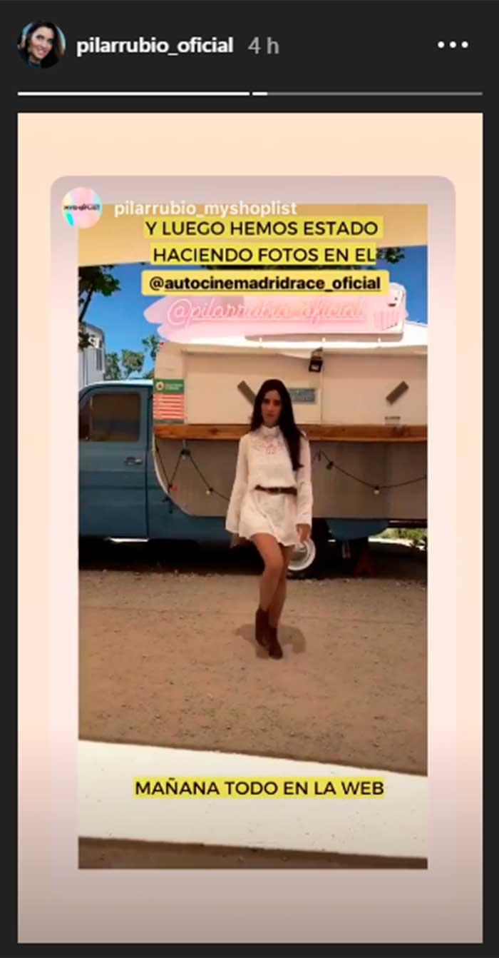 Pilar Rubio y Paula Echevarría duelo de estilo