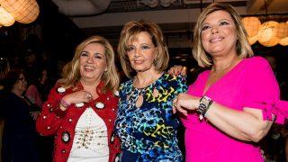 Carmen Borrego, María Teresa Campos y Terelu Campos, en una imagen de archivo / Gtres.