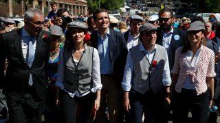 No te pierdas a todos los políticos en San Isidro / Gtres.
