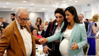 Galería: la última aparición de la candidata a la alcaldía de Madrid antes de ser madre / Gtres