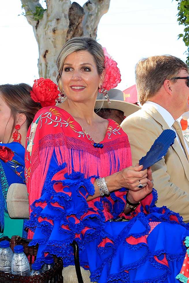 máxima de holanda flamenca