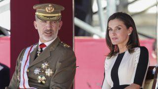 Los reyes don Felipe y doña Letizia / Gtres