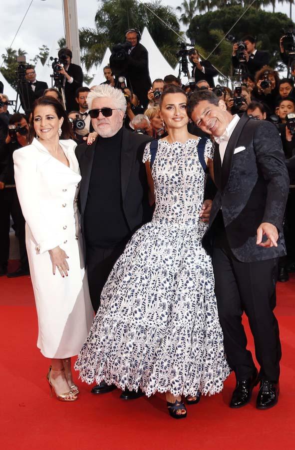 Dolor y gloria Cannes