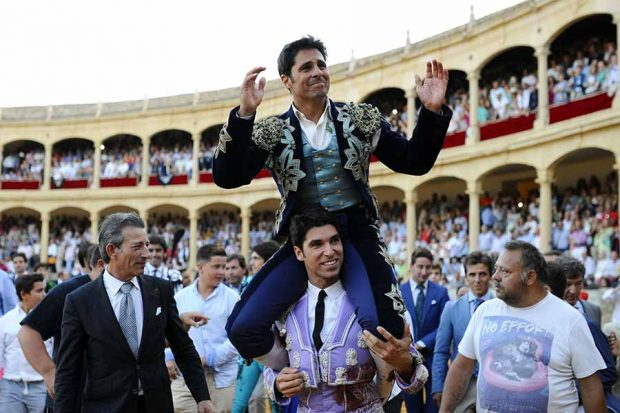 Buenas noticias para Francisco Rivera: no hay entradas para la Goyesca