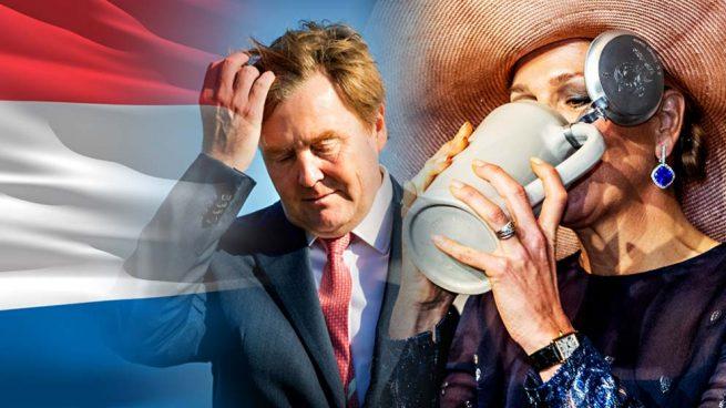 Holanda: prohibieron la difusión de un video de la reina Máxima