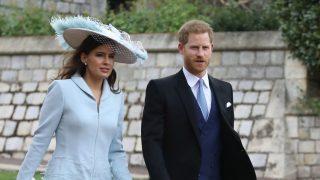 El príncipe Harry, sorpresa en la boda de Lady Gabriella / Gtres.